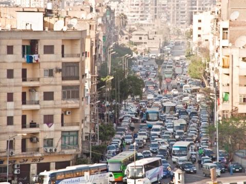 Egypt-traffic